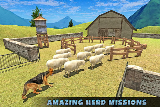 Real Dog Shephard World SIM 1.1 screenshots 17