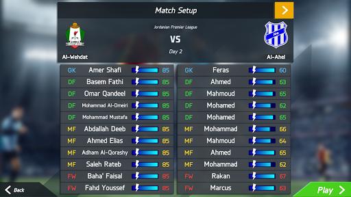 Golden Team Soccer 18 1.032 screenshots 7