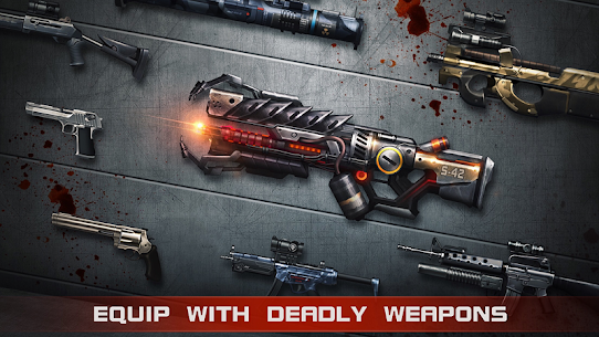 Zombie Shooter:  Pandemic Unkilled 2.1.7 4