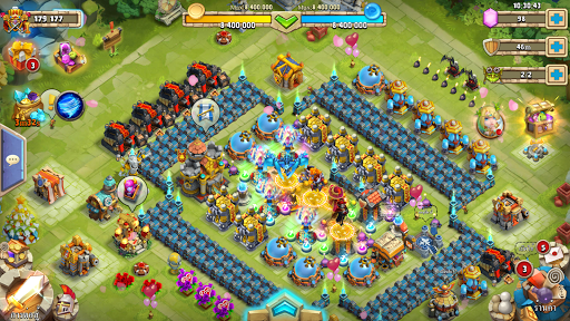 Castle Clash: u0e25u0e35u0e01u0e02u0e31u0e49u0e19u0e40u0e17u0e1e apkmr screenshots 12