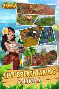 Polynesia Adventure 2.7.0 Mod APK (Unlock All) 3