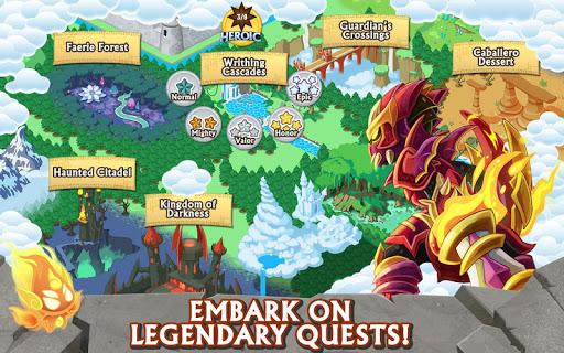 Knights & Dragons u2694ufe0f Action RPG 1.68.000 screenshots 11