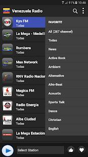 Radio Venezuela  - AM FM Online