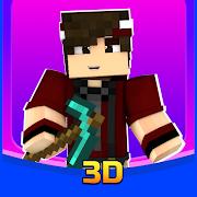 Skin 3D for Minecraft