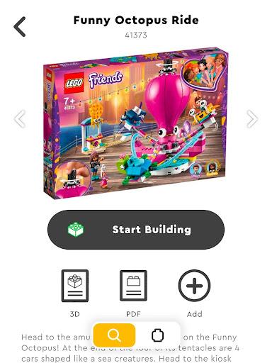 LEGOu00ae Building Instructions 2.1.0 screenshots 23