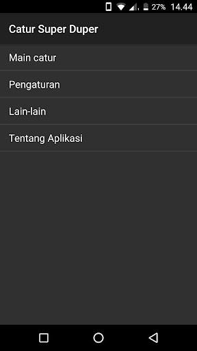 Catur Super Duper Indonesia 1.0.44 screenshots 1