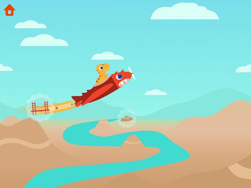 Dinosaur Plane - Plane piloting game for kids 1.1.0 screenshots 15