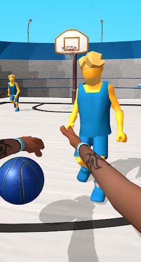 Dribble Hoops Apkfinish screenshots 12