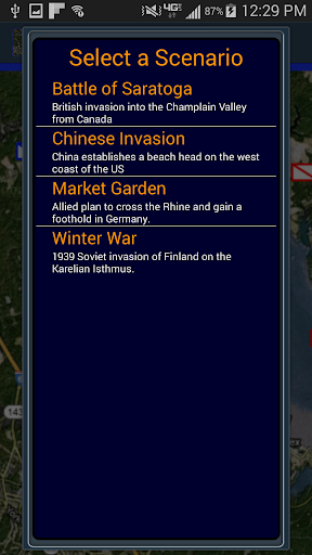 Wargame Constructor  screenshots 7