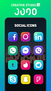 Juno Icon Pack Patched APK 2