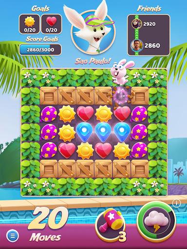 Wonderful World: New Puzzle Adventure Match 3 Game  screenshots 21