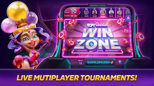 POP! Slots u2122- Play Vegas Casino Slot Machines!  screenshots 18