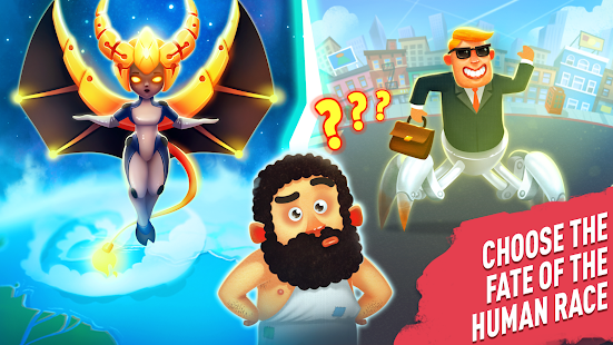 Human Evolution Clicker: Tap and Evolve Life Forms apk
