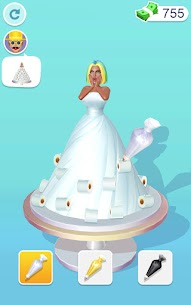 Icing On The Dress For Android (MOD, Unlimited Money) 6