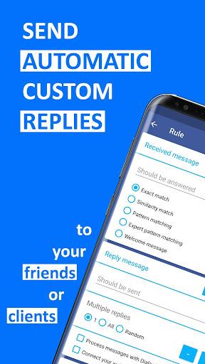 AutoResponder for FB Messenger  screenshots 1