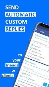 AutoResponder for FB Messenger – Auto Reply Bot 1