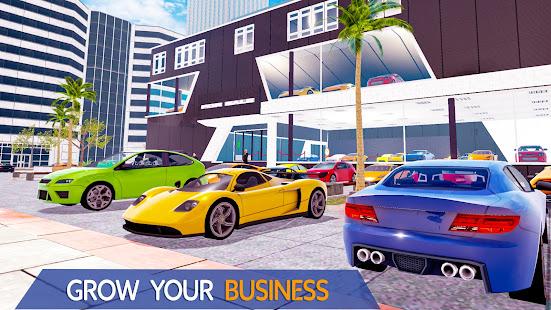 Car Dealer Job Simulator - Car Tycoon Game Mod Apk