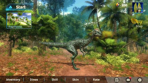 Dilophosaurus Simulator 1.0.4 screenshots 1