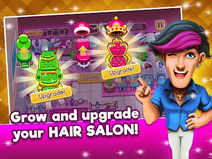 Top Beauty Salon -  Hair and Makeup Parlor Game