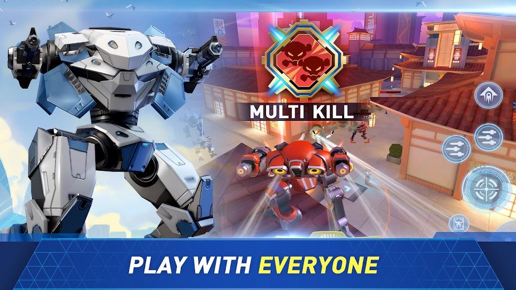 Mech Arena: Robot Showdown poster 21