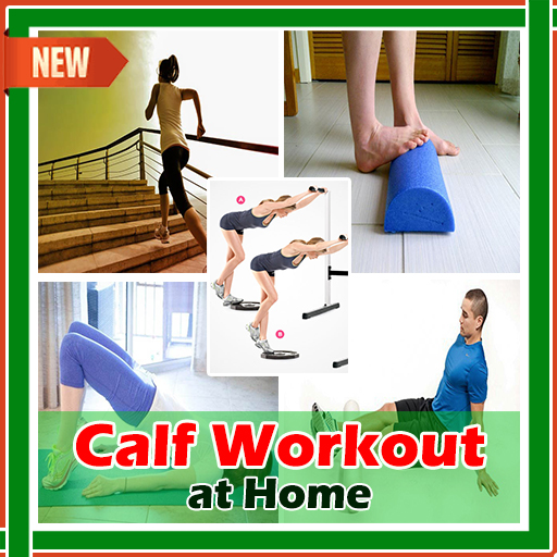 Calf Workouts at Home icon