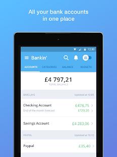 Bankin' - The money and banking app manager Apkfinish screenshots 10