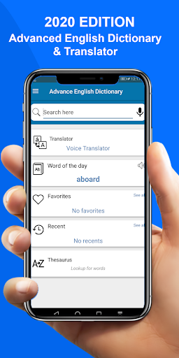 Advanced English Dictionary: Meanings & Definition 3.4 Screenshots 2