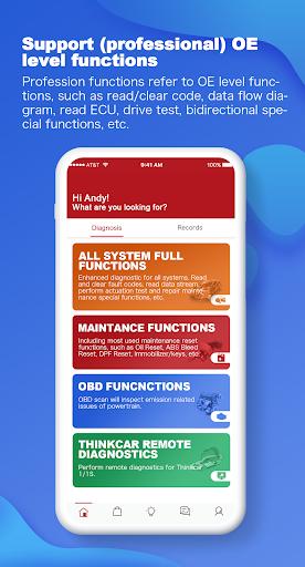 ThinkDiag mini 2.0.0 Screenshots 1