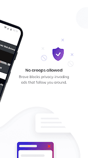 Brave Private Browser: Secure, fast web browser 1.27.111 Screenshots 4