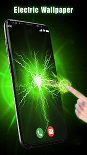 3D Electric Live Wallpaper 3.0 Screenshots 2