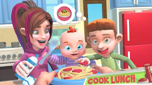 Mother Simulator: Happy Working Mom Family Life  screenshots 2