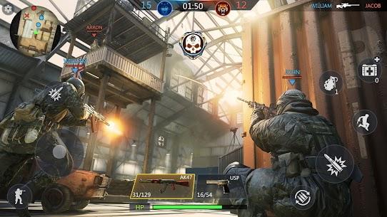 FPS Online Strike – Multiplayer PVP Shooter Mod Apk 1.1.40 5