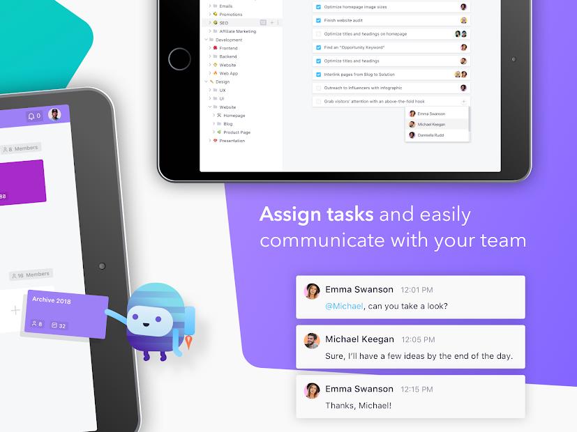 Captura de Pantalla 11 de Infinity — Organize anything, your way. para android