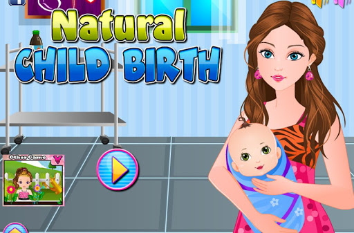 help the midwife with birth screenshot 1