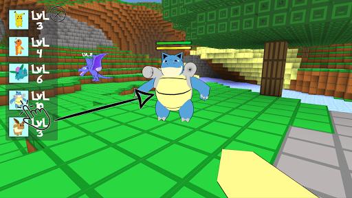 Pixelmon Trainer Craft: New Game 2020 Catch Poсket APK MOD – Pièces de Monnaie Illimitées (Astuce) screenshots hack proof 2