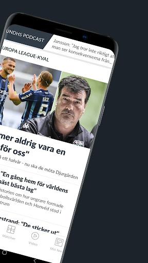 Fotbollskanalen 1.13.6 screenshots 2