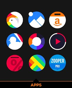 Simplicon Icon Pack Screenshot