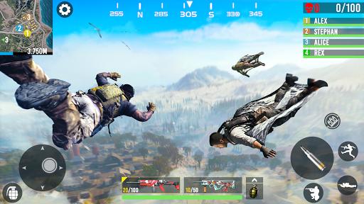 Top Commando Secret Mission - Free Shooting Games  screenshots 7
