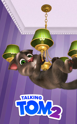 Talking Tom Cat 2 apktram screenshots 18