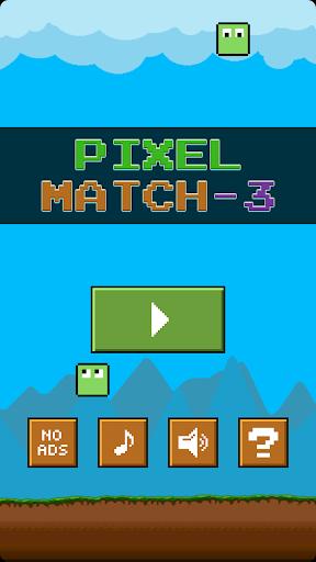 pixel match-3 screenshot 1