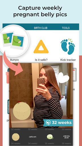 Pregnancy Tracker + Countdown to Baby Due Date apktram screenshots 8