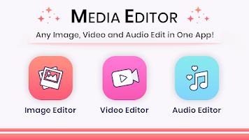 Mivi - Video Editor | Image Editor | Audio Editor