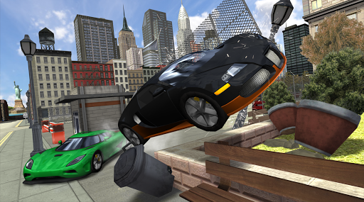 Car Driving Simulator: NY 4.17.2 screenshots 8