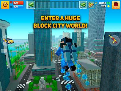 Download Block City Wars Mod Apk 2021 | Unlimited Money & Health 6