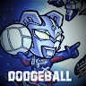 Dodgeball Sport With Super Robot game apk icon