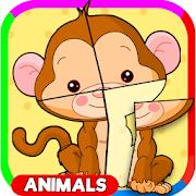 Children Puzzle for Kids Pets