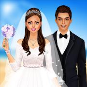 Luxury Wedding: Glam Dress Up & Makeup