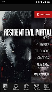 Resident Evil Portal 5