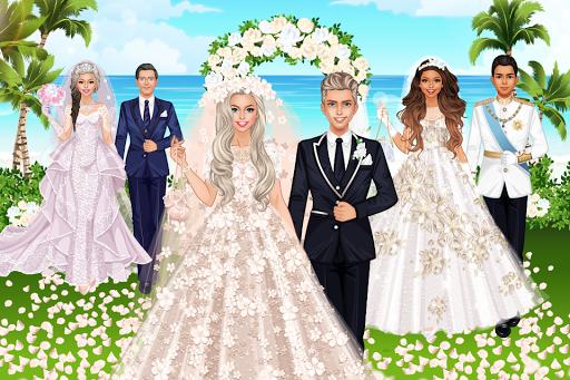 Millionaire Wedding - Lucky Bride Dress Up 1.0.6 Screenshots 1