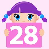 icono Calendario Menstrual / Ovulación y fertilidad